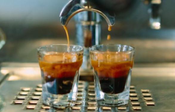 Doppio espresso alBar Termini (foto instagram)