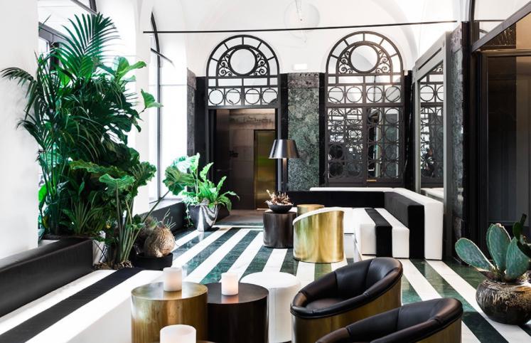 Ottimiaperitivi alSenato Caffè del Senato Hotel Milano