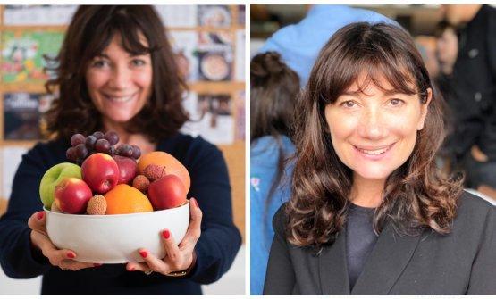 Maddalena Fossati, direttore deLa Cucina Italiana