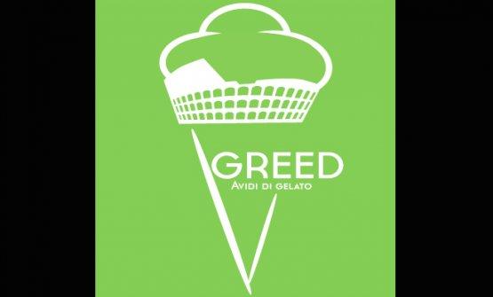 Il logo della gelateria di Frascati