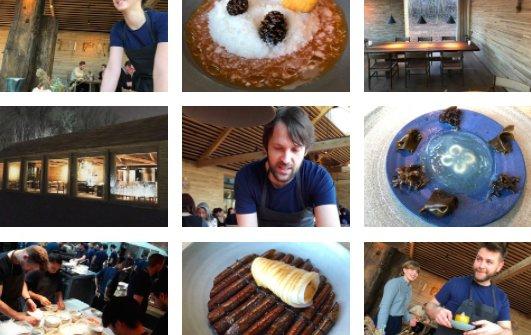 Il Noma di Copenaghen, primo ristorante al mondo W