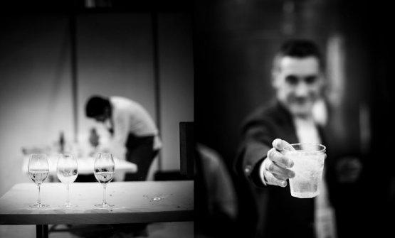 Andrea Maschio& gin tonic
