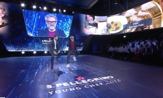 L'intervento di Massimo Bottura alla finale del S.Pellegrino Young Chef 2018. Lo chef modenese ha parlato del progetto Food for Soul
