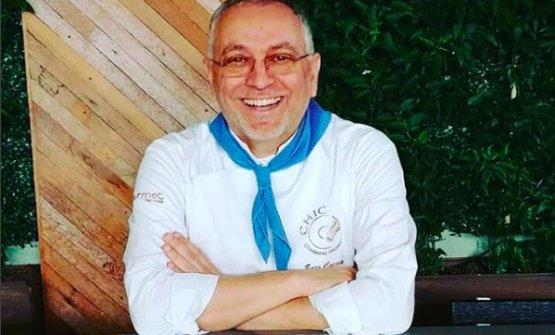 Enzo Coccia, patron de La Notizia a Napoli, raggia