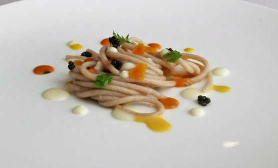 Spaghetti freddi, omaggio a Marchesi
