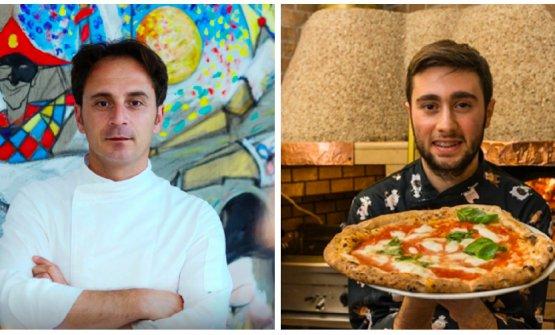 Nino Di Costanzo e Ciro Oliva, due eccellenze campane a confronto