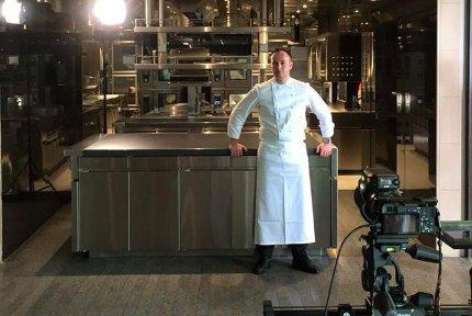 Simone Perata, nuovo chef della A-Spurcacciuna dei