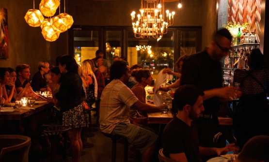 Xixa, cucina messicana a Brooklyn, firmata daJason Marcus(chef) e Heather Heuser (in sala). Foto del servizio xixany.com