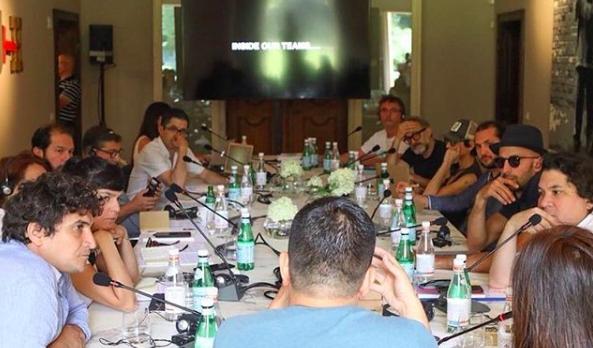 La riunione del Comitato che, nella giornata di lunedì 23 luglio,a Modena,ha scelto il vincitore tra i dieci finalisti