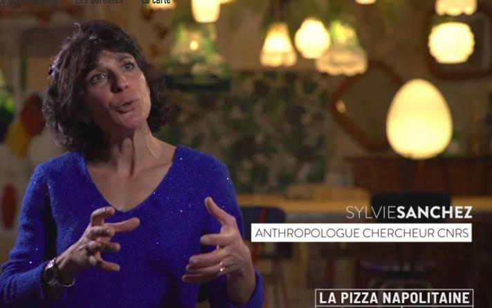 L'antropologaSylvie Sanchez