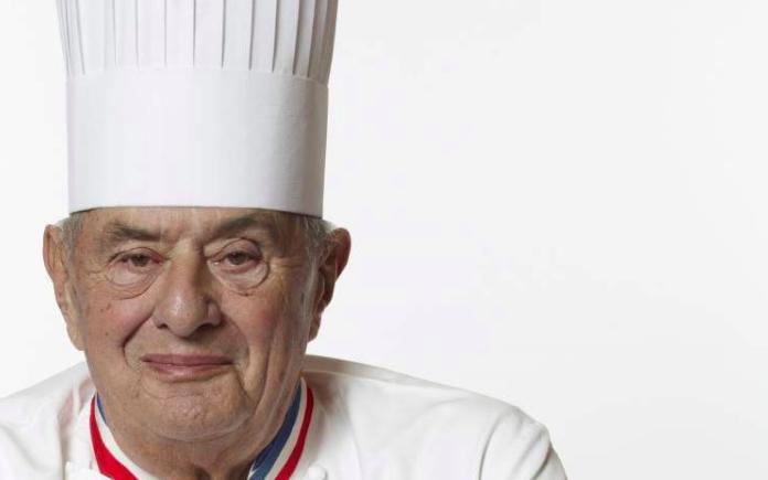 Paul Bocuse (1926-2018). Photo bocuse.fr