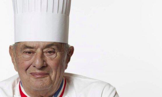 Paul Bocuse (1926-2018). Foto bocuse.fr