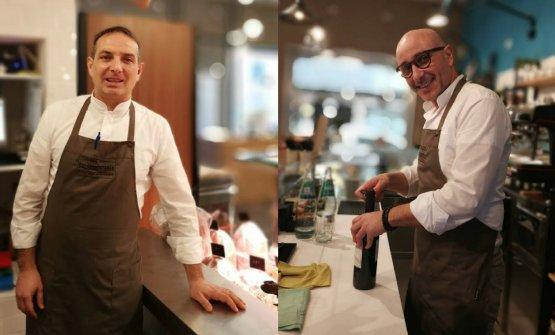 Fabrizio e Michele Cherchi