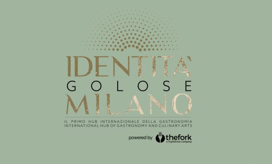 The Identità Golose Milano website, the first International Hub of Gastronomy, was born in September. You can reserve a table for lunch or dinner via The Fork