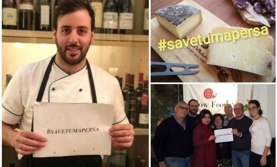 Santino Corso (Charleston), Emanuele Fioretti e Slow Food Palermo