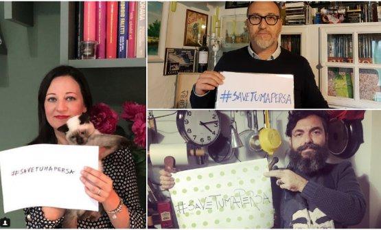 L'appello condiviso da alcuni nostri lettori: Valeria Zingale;Vincenzo Riccobono; Roberto Intorre
