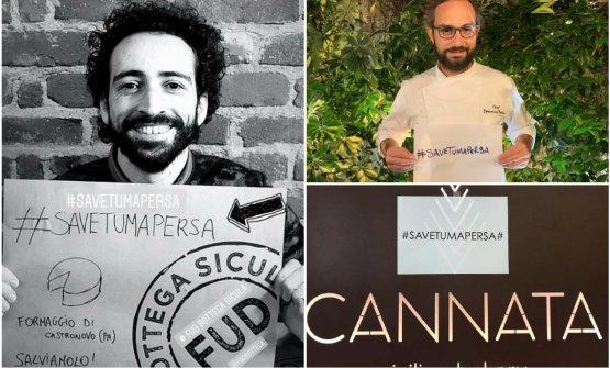 Alcuni degli aderenti all'appello: Franco Aliberti, Domenico Basile, Tommaso Cannata