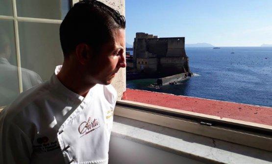 Lo chefMauro Buonanno(fotofacebook)