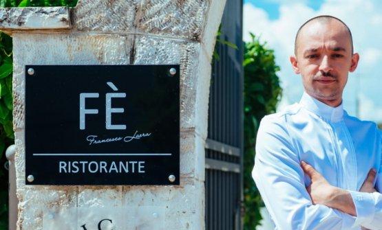 Francesco Laera di Fé a Noci (Bari)