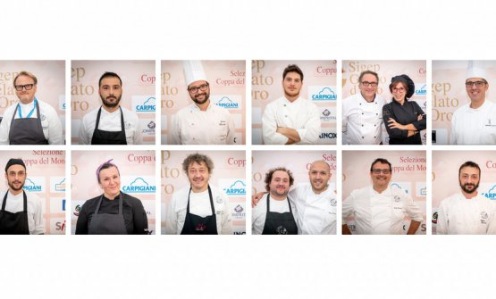 I dodici chef in finale