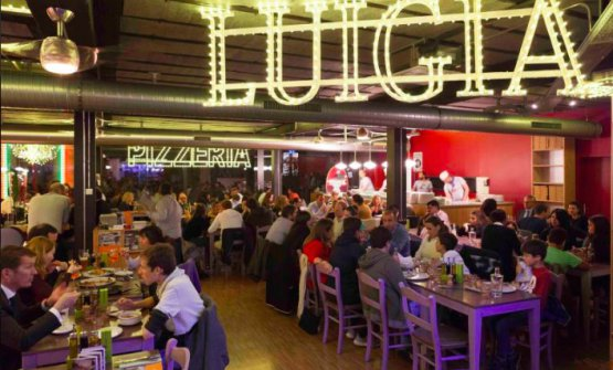 Pizzerie Luigia, 7 restaurants in Switzerland and