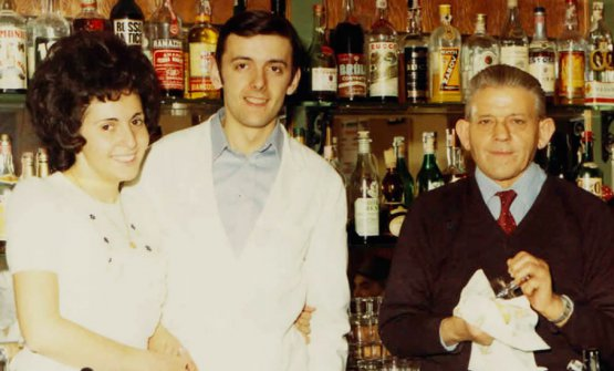 Mariuccia Roggero,Piercarlo Ferrero e suo papà