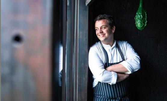 Alexandre Gauthier, 40 anni, chef deLaGrenouil