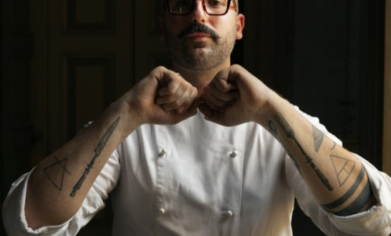 Lo chef Maurizio Amato