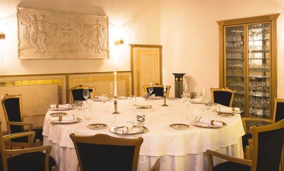 Tavolo importante da Bracali a Ghirlanda(Grosset