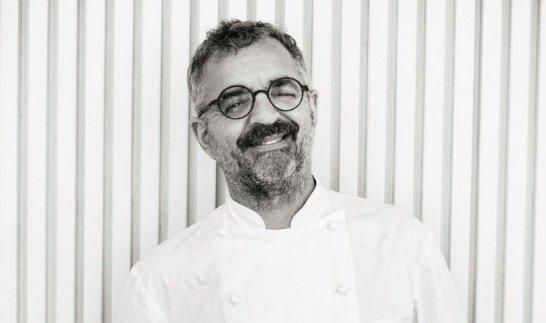 Mauro Uliassi, 61 anni. Dal 28 maggio 1990 è chef