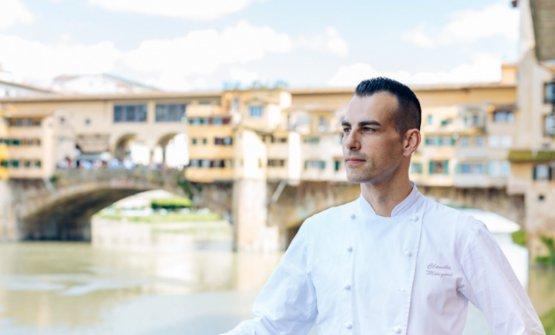 Lo chef e il Ponte Vecchio