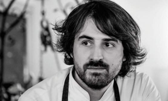 Cesare Grandi, ristorante La Limonaia, Torino (fotowww.cucchiaio.it)