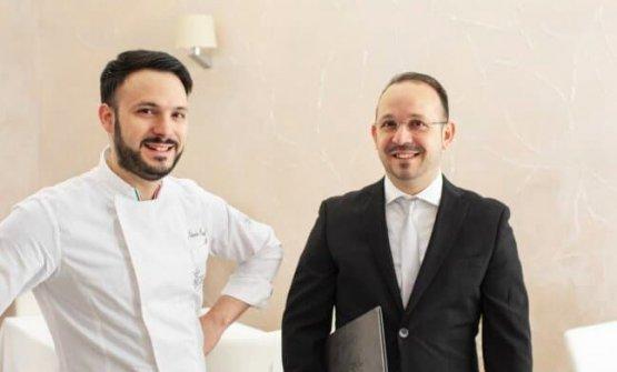 Nicola ed Enzo Baldi, da fine 2016 al timone diO