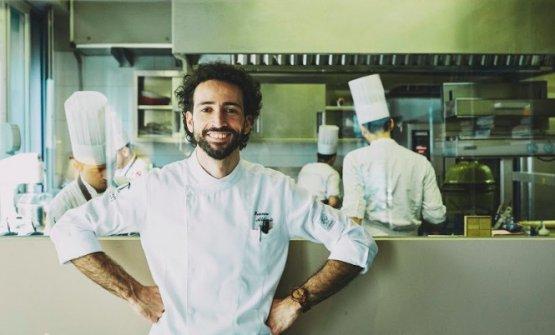 Franco Aliberti, chef delristorante Tre Cristi