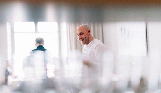 Tuomas Vierelä, executive head chef(foto intasgram/Olo)