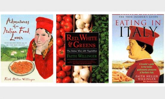 I3 libri di Faith Willinger