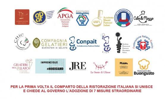 La ristorazione italiana si unisce e chiede sette misure essenziali per superare la crisi