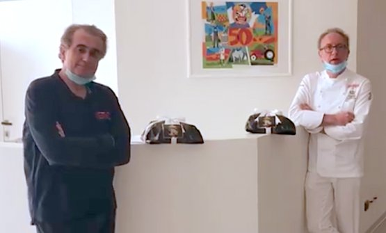 Ambrogio Invernizzi e Gian Piero Vivalda