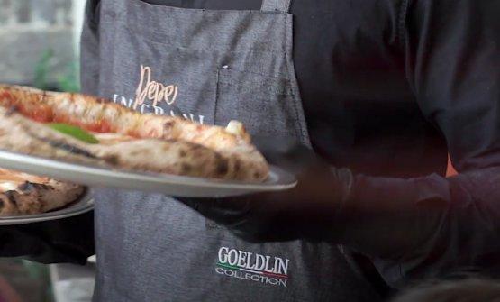 Goeldlin anche al Pepe in Grani