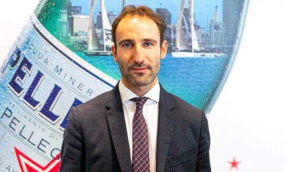 Stefano Marini, ceo delGruppo Sanpellegrino