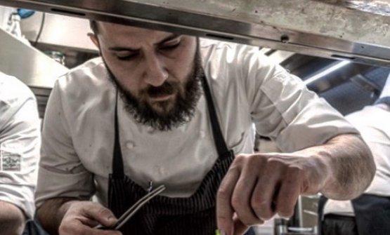 Donato Ascani, chef del bistellato Glam di Venenzi