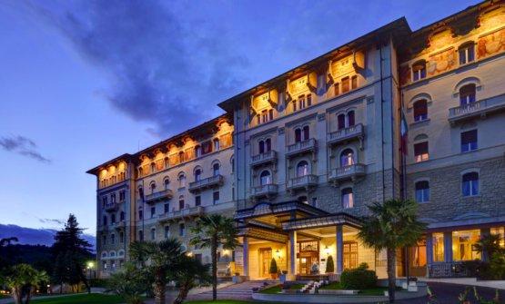 IlGrand Hotel Palazzo della Fonte