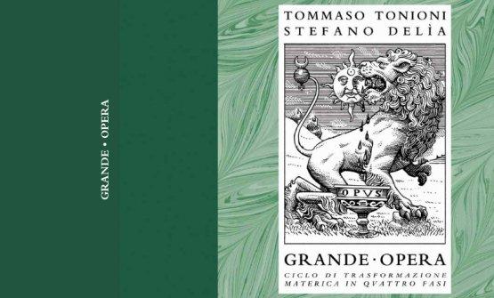 La copertina di Grande Opera - Ciclo di trasformaz