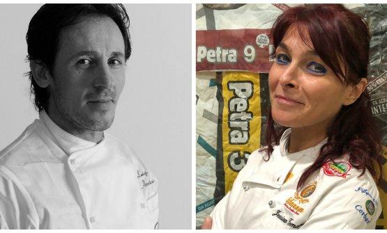 Luigi Acciaio e Jessica Tomaino saliranno sul palc