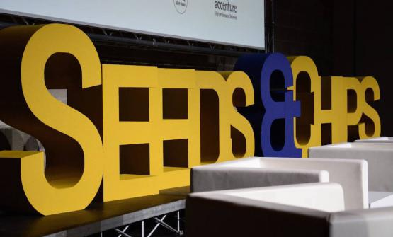 Seeds and Chips, Fiera di Rho-Milano, 8-11 maggio,bigliettiqui