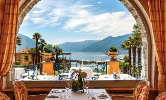 Semplicità e perfezione: il connubio della cucina di Marco Campanella nel ristorante La Brezza, ad Ascona