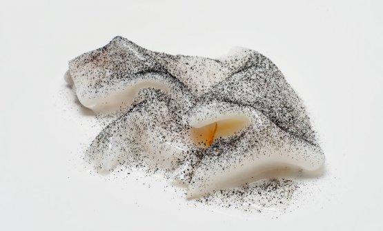 Seppia, allievo, mandorla e limone: è uno dei piatti più rappresentativi della cucina diSabatelli