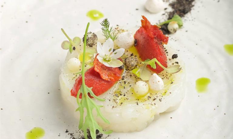 La ricetta estiva che ci presenta Rocco De Santis,