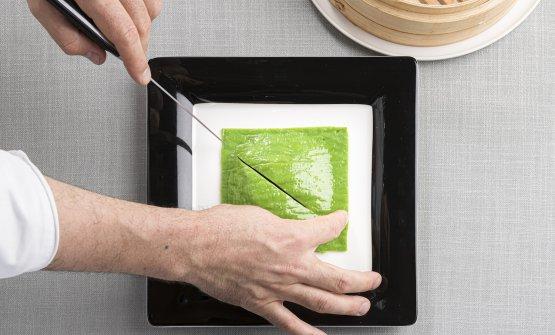 Il menu M.O.M.A. di Daniel Canzian, gioco tra arte e (buona) cucina