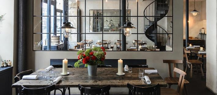 Impeccable even aesthetically, Septime has soon become a must for all the gourmet who visit Paris